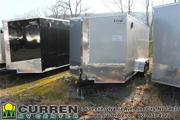 2020 Look Trailers LOOK EWLC7X16TE2SE Cargo / Enclosed Trailer