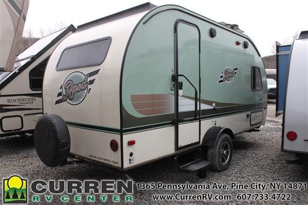 2017 Forest River Inc. R.POD 179 Travel Trailer