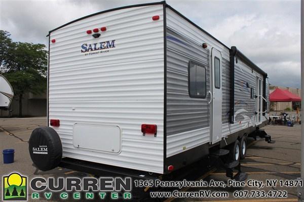 2019 Salem Trailers SALEM 36BHBS Travel Trailer