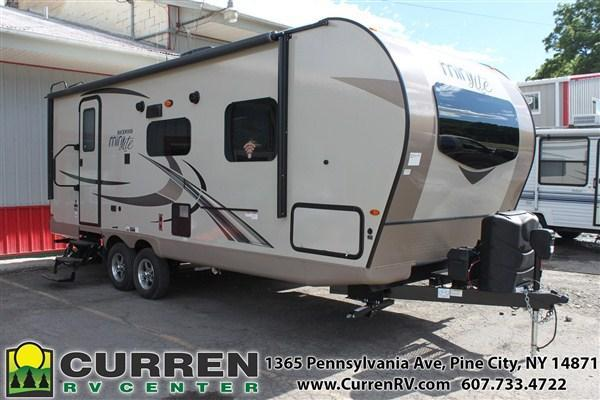 2019 Forest River Inc. ROCKWOOD 2511SB Travel Trailer