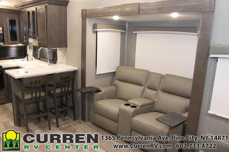 2020 Forest River Inc. ROCKWOOD 8291RK Fifth Wheel Camper