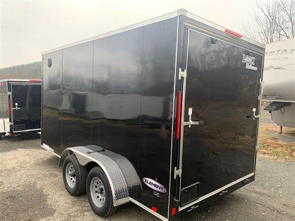 2020 Look Trailers LOOK EWLC7X14TE2SE Cargo / Enclosed Trailer