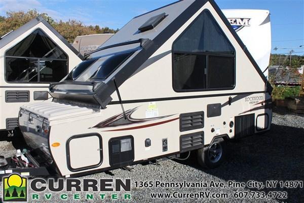 2018 Forest River Inc. ROCKWOOD A122S Popup Camper