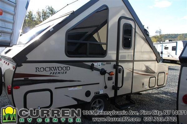 2018 Forest River Inc. ROCKWOOD A122S Popup Camper