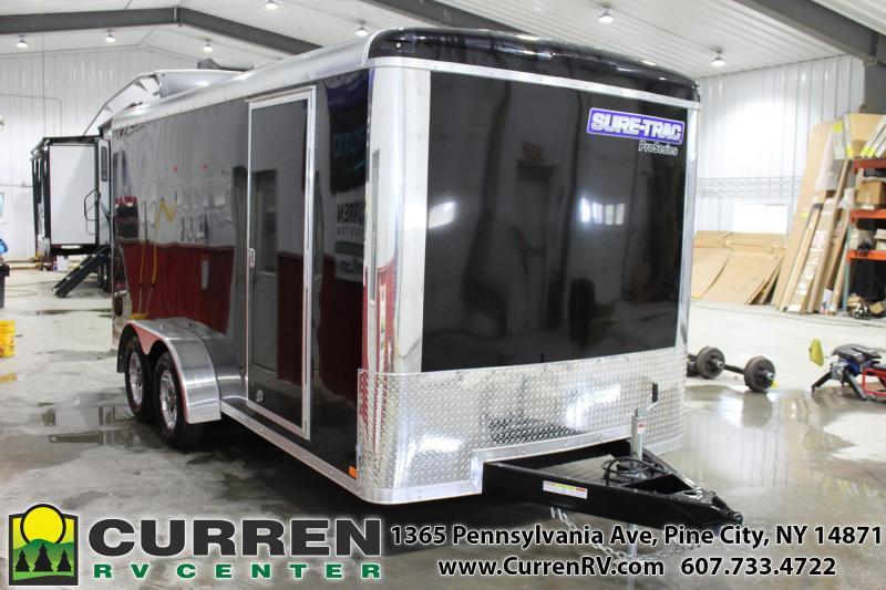 2020 SURE-TRAC STR8416TA - PRO SERIES Cargo / Enclosed Trailer
