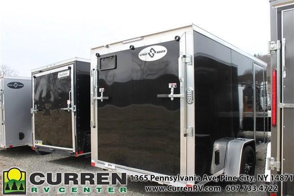 2019 SPORT HAVEN ACS612S6 Cargo / Enclosed Trailer