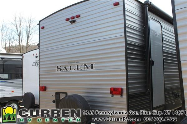 2019 Salem Trailers SALEM 26DBUD Travel Trailer