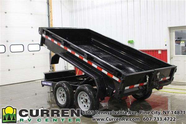2019 SURE-TRAC ST6210D-B-070 Dump Trailer