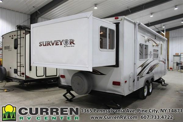 2008 Forest River Inc. SURVEYOR 235RKS Travel Trailer