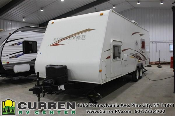 2008 Forest River Inc. SURVEYOR 235RKS Travel Trailer