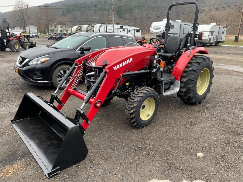 2020 YANMAR YT347VXHI-TL Tractor