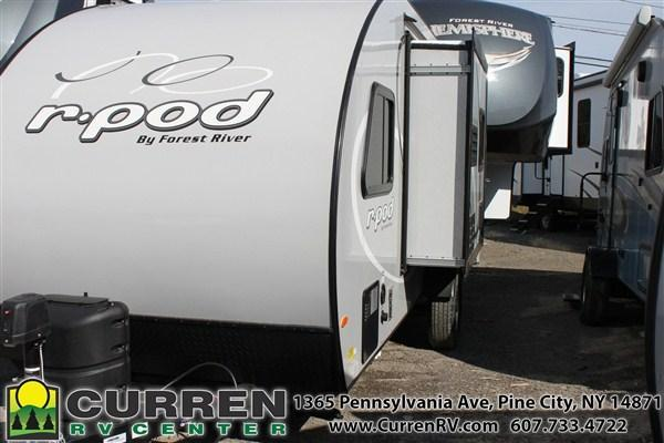 2019 Forest River Inc. R.POD 180 Travel Trailer