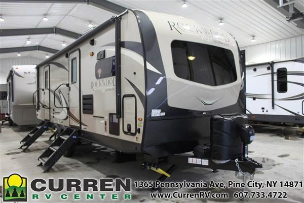 2020 Forest River Inc. ROCKWOOD 2608BSD Travel Trailer