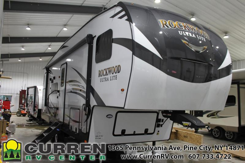 2021 Forest River Inc. ROCKWOOD 2621WS Fifth Wheel Camper