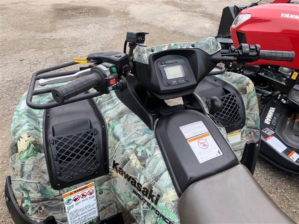 2007 KAWASAKI VF650-G ATV
