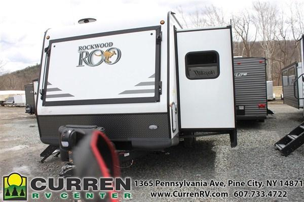 2019 Forest River Inc. ROCKWOOD 21SS Travel Trailer