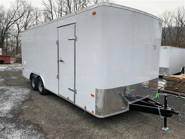 2021 Look Trailers LOOK ST85X20TE3 Cargo / Enclosed Trailer