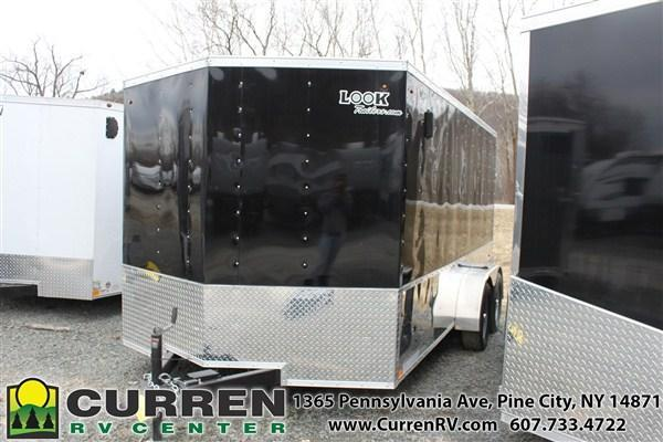 2019 Look Trailers LOOK EWLM7X14TE2 Cargo / Enclosed Trailer