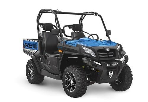 2020 CFMOTO UFORCE 500 EPS Utility Side-by-Side (UTV)