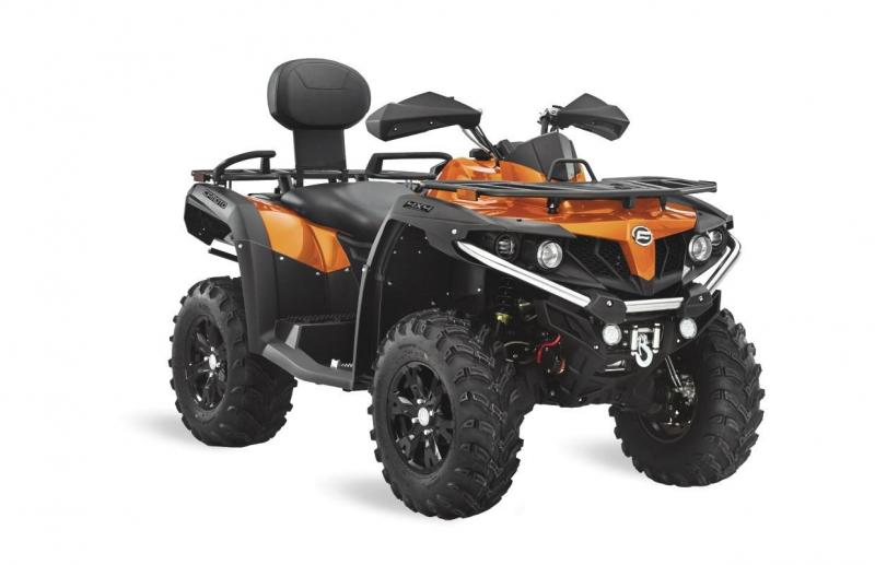 2019 CFMOTO CFORCE 600 EPS ATV