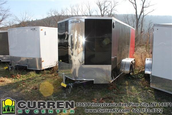 2019 HAULMARK Transport TSV716T2 Cargo / Enclosed Trailer