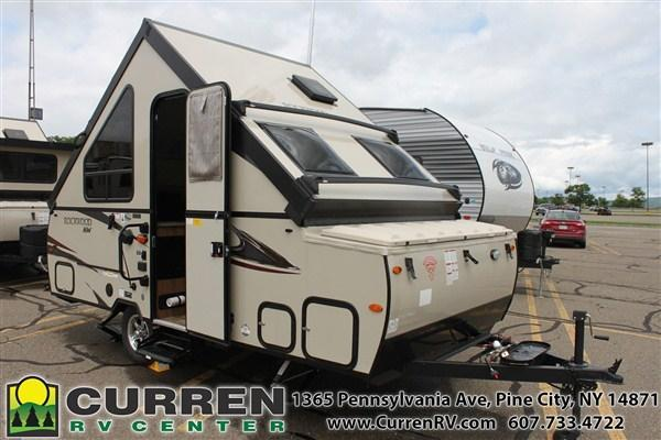 2019 Forest River Inc. ROCKWOOD A192HW Popup Camper