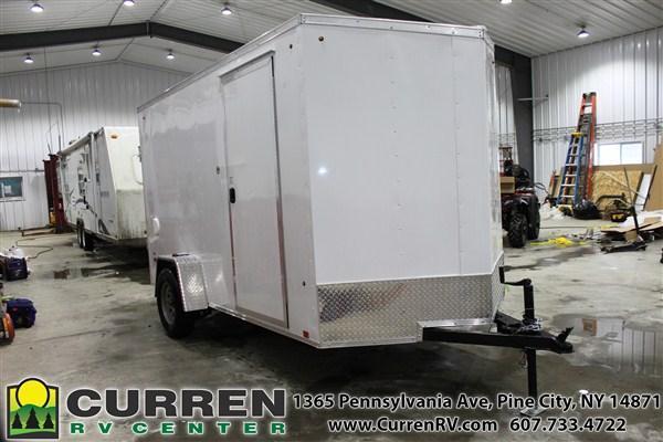 2020 Look ST DLX STLC6X12SE2DLX Cargo / Enclosed Trailer