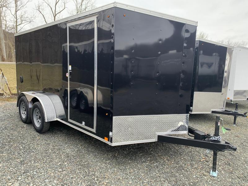2021 Look Trailers LOOK STLC7X14TE2DLX Cargo / Enclosed Trailer