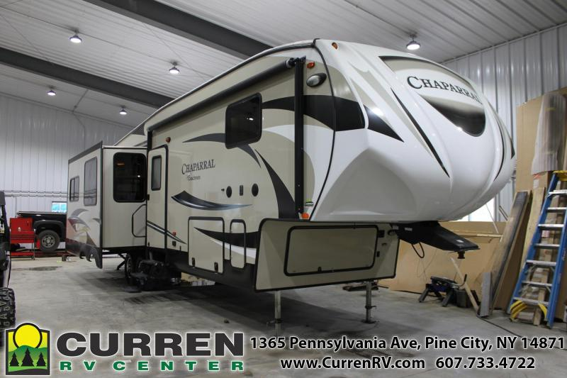 2016 Coachman Chaparral 336TSIK Fifth Wheel Camper