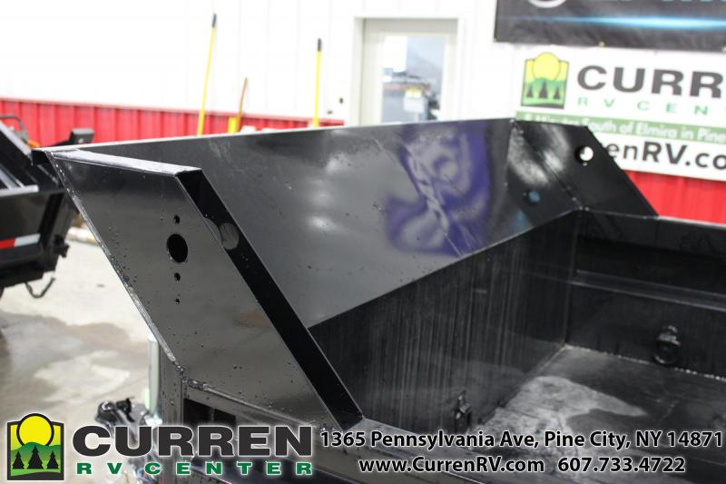 2020 SURE-TRAC ST7212D1R-B-100 Dump Trailer