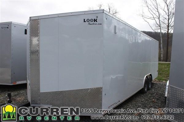 2019 Look Element SE EWLC85X24TE3SE Enclosed Car Trailer