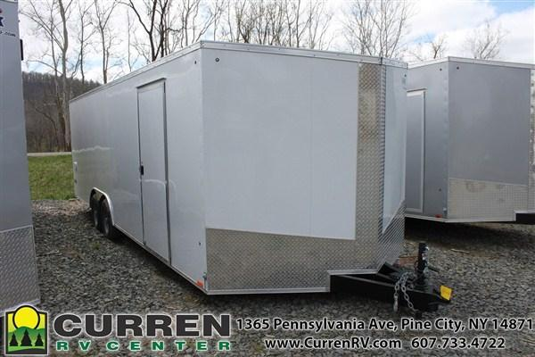 2019 Look Element SE EWLC85X24TE3SE Enclosed Car Trailer