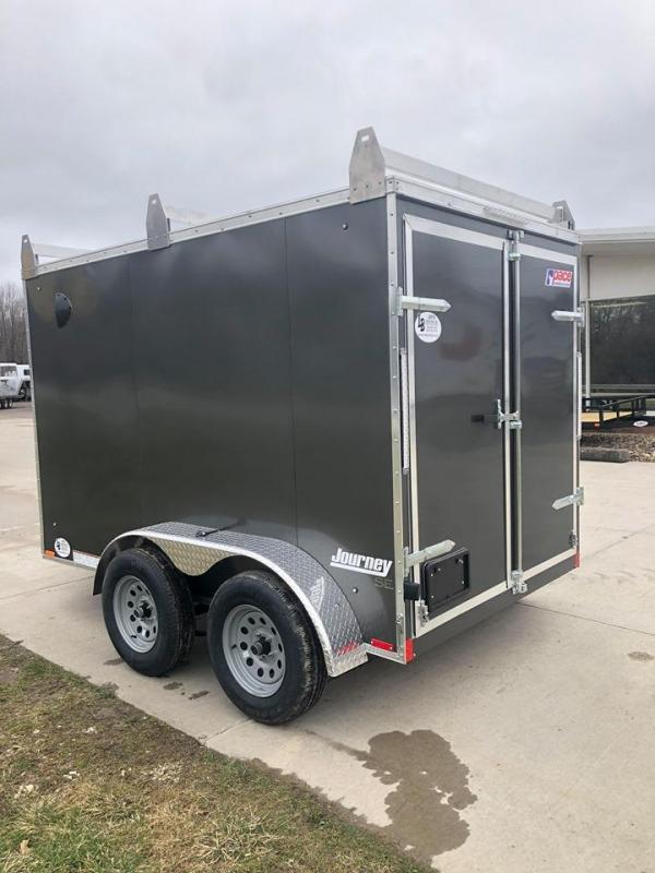 2021 Pace American 6 x 10 Journey SE Enclosed Cargo Trailer