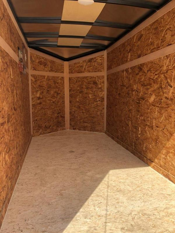2021 Pace American 5 x 10 Enclosed Cargo Trailer