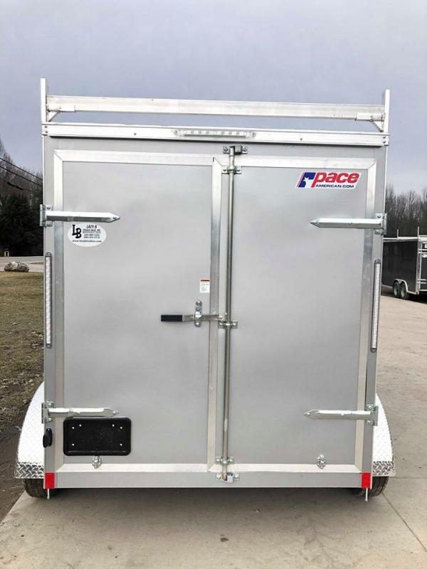 2021 Pace American 6x10 Journey SE Enclosed Cargo Trailer
