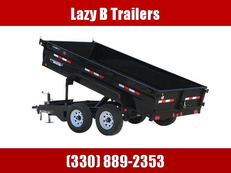 """2019 PJ Trailers 72"""" Tandem Axle Dump (D3) 10'"""