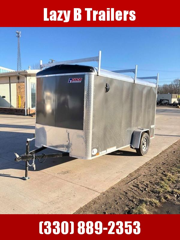 2021 Pace American 6x12 Journey SE Enclosed Cargo Trailer