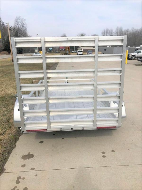 2020 Mission 5x8 Open Utility Trailer