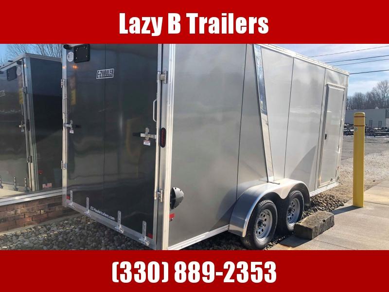2019 E-Z Hauler 7x16 Enclosed Trailer