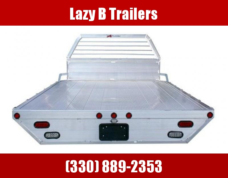 Mission Trailers Aluminum Truck Beds