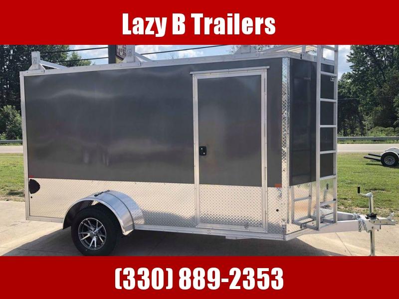 2019 E-Z Hauler 6x12 Enclosed Cargo Trailer