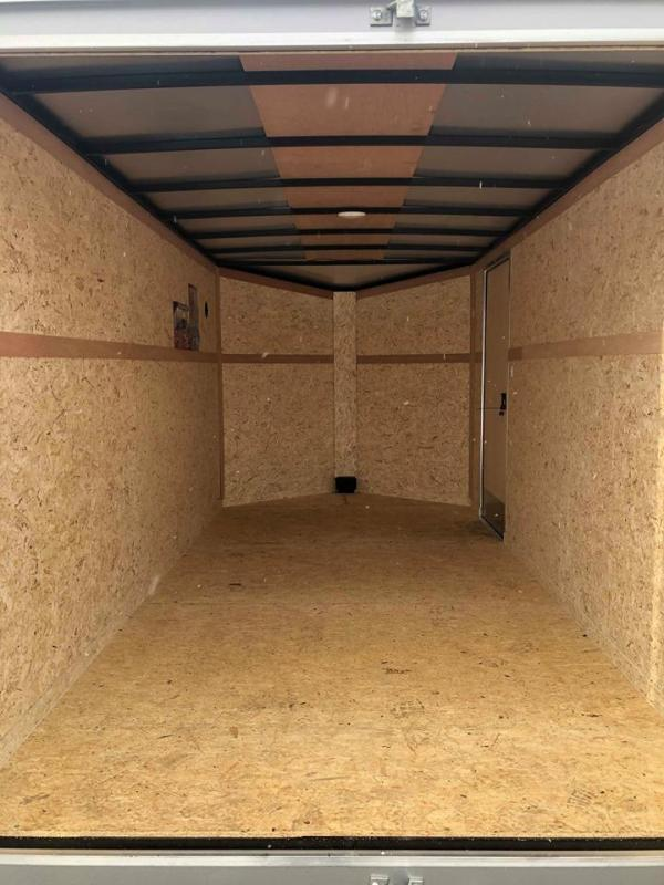 2020 Pace American 7x14 Journey SE Enclosed Cargo Trailer