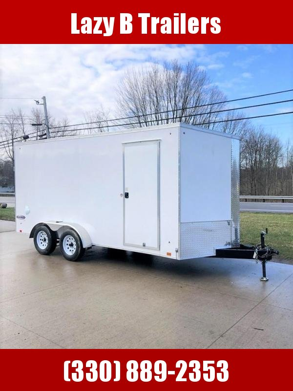 2021 Look Trailers 7 x 16 Element SE Enclosed Cargo Trailer