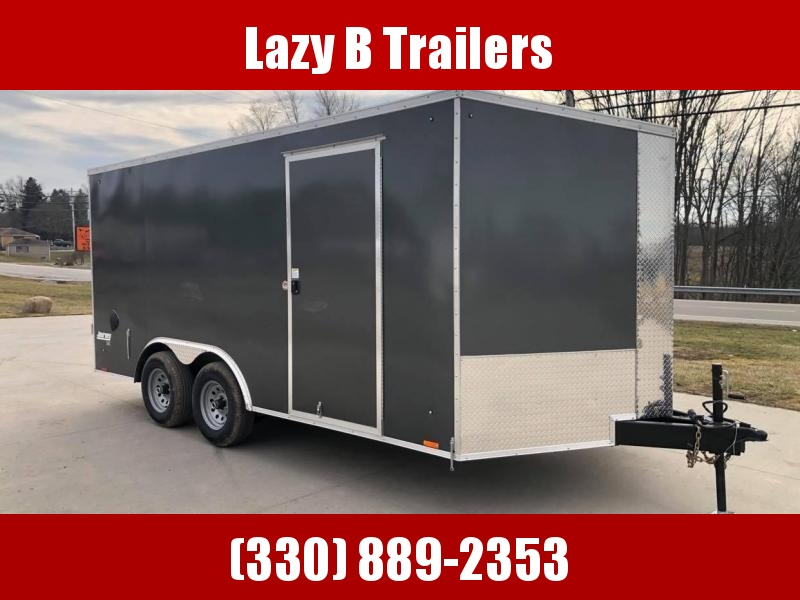 "2021 Pace American 8'5"" x 16' Enclosed Cargo Trailer Enclosed Cargo Trailer"
