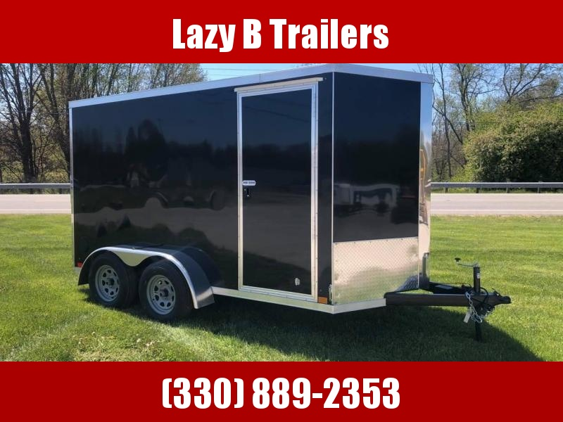 2021 Cross Trailers 6x12 w/ Ramp Enclosed Cargo Trailer