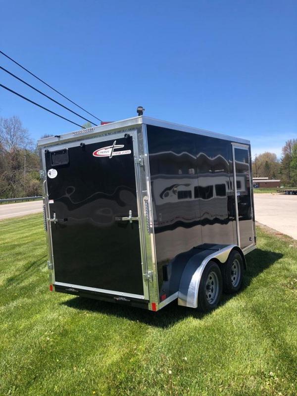 2021 Cross Trailers 6x12 w/ Ramp Enclosed Cargo Trailer