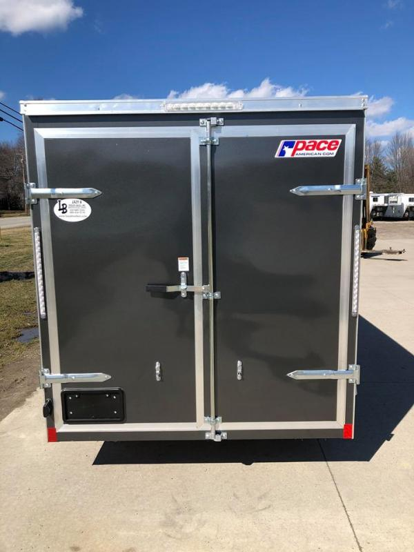 2021 Pace American 6 x 10 Enclosed Cargo Trailer