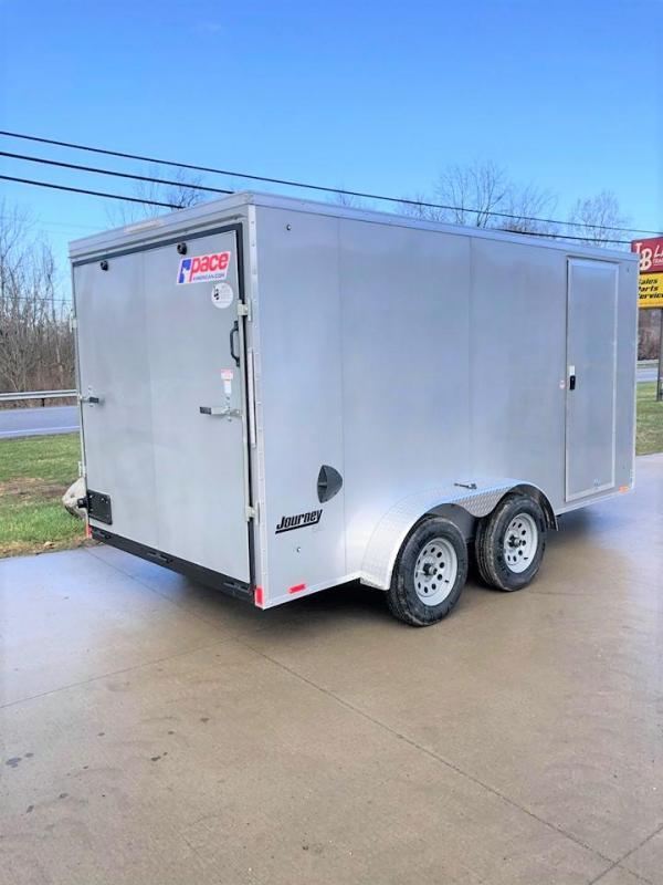 2021 Pace American 7 x 14 Journey SE Enclosed Cargo Trailer