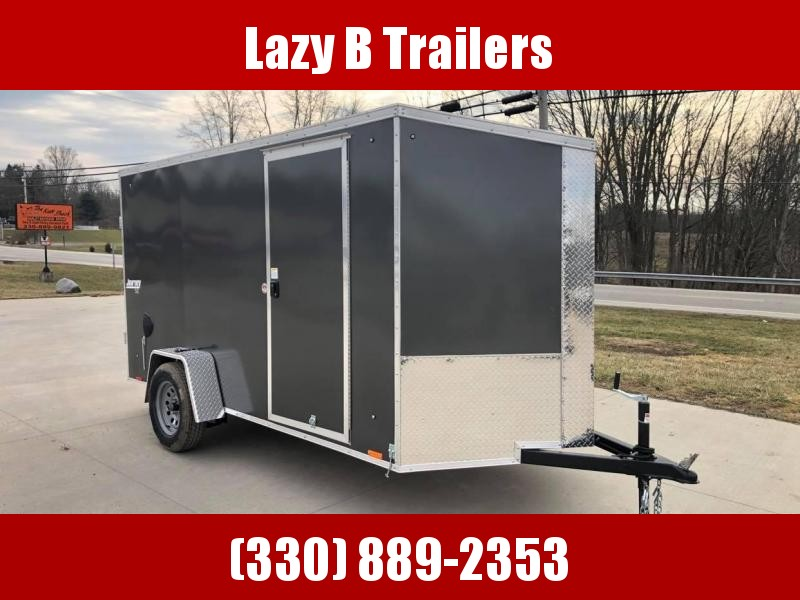 2021 Pace American 6' x 12' Enclosed Cargo Trailer