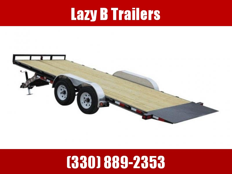 "2019 PJ Trailers 83"" Hydraulic Quick Tilt (TH) 20'"